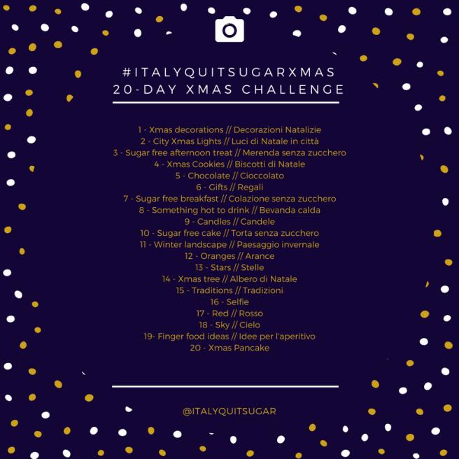 Instagram 2017 Xmas Challenge