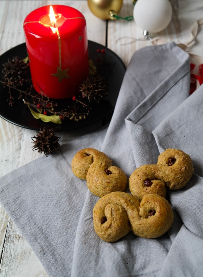 dolci di santa lucia vegan