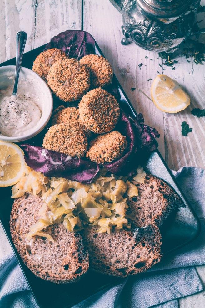 falafel non fritti