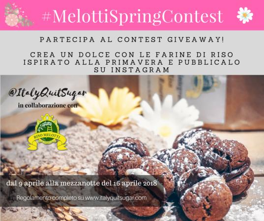 melotti spring Contest