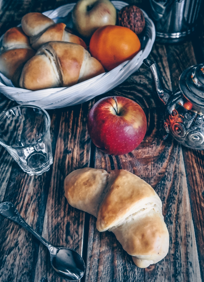 vegan sugar free croissant pan brioche
