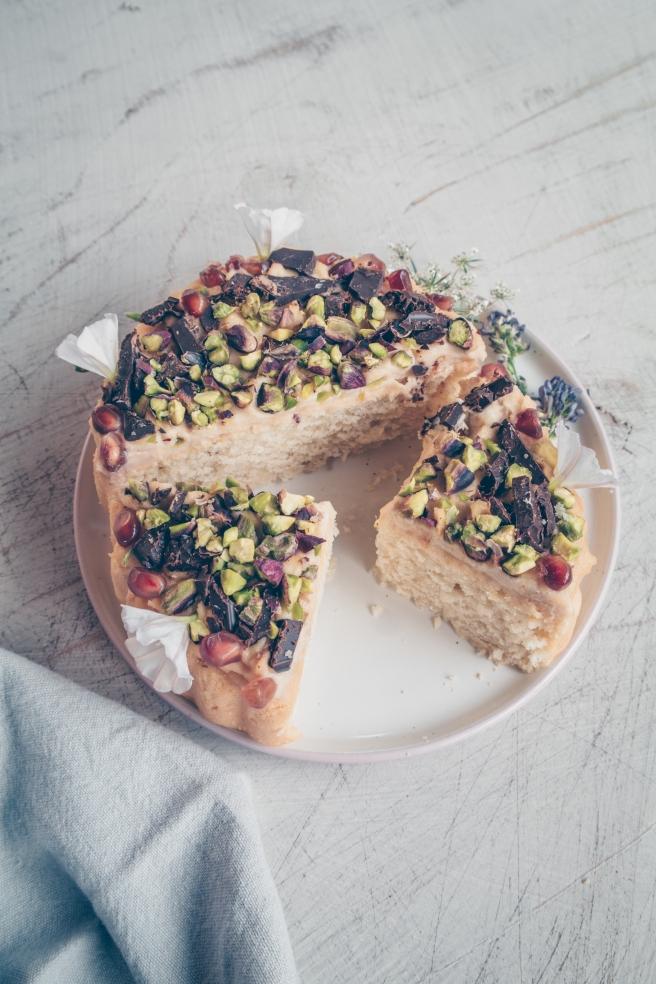come fare una torta vegana