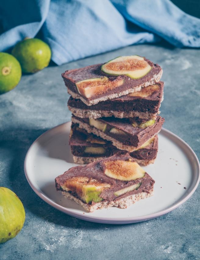 raw vegan sugar free cake