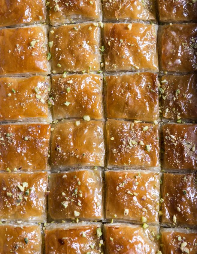 recipe vegan sugar free baklava