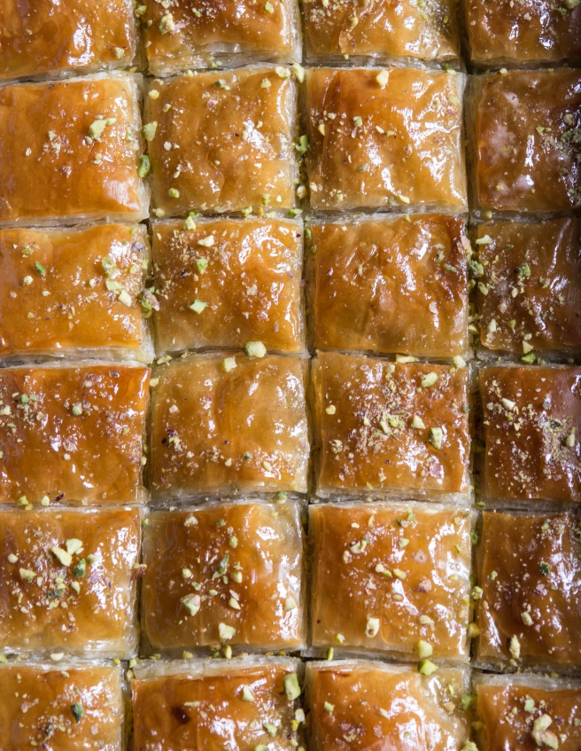 recipe vegan sugar free baklava