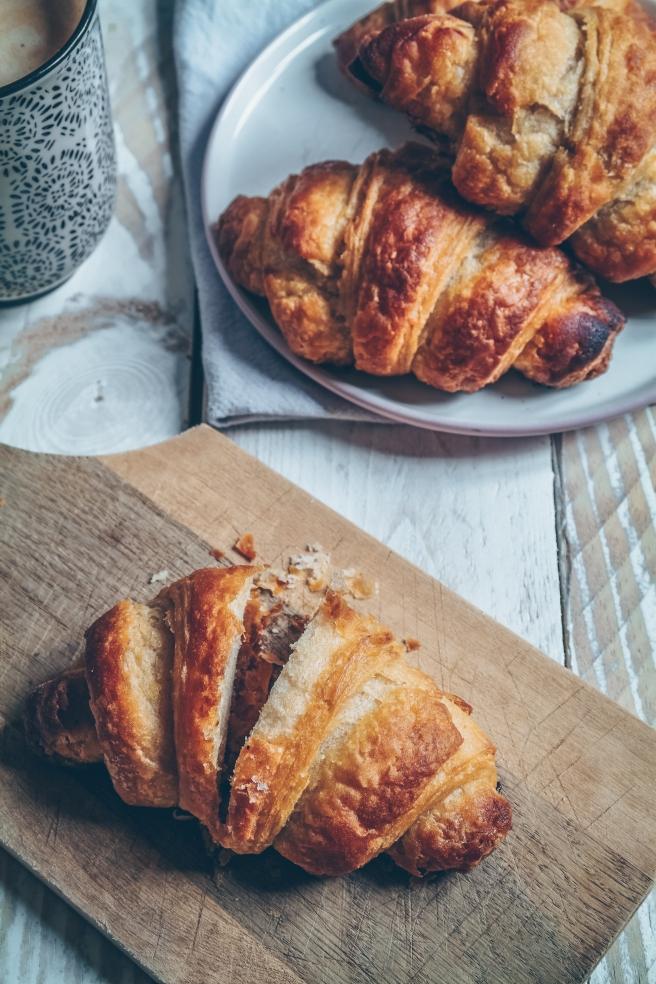 vegan French croissant recipe